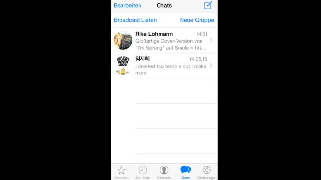 iOS: Einstellungen öffnen ©COMPUTER BILD
