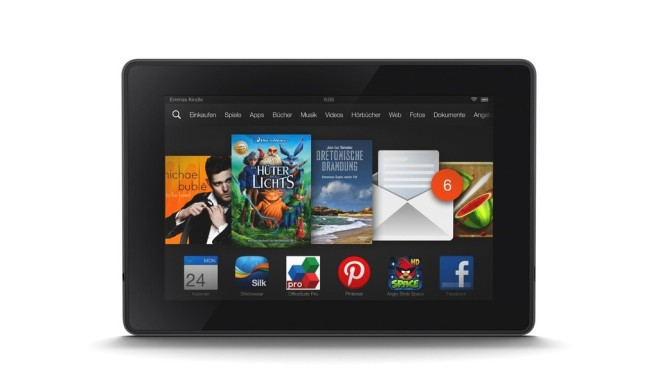 Tablet-PC Kindle Fire HD © Amazon