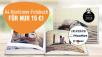 Erstellen Sie für nur 15 Euro ein 100-seitiges Fotobuch inklusive Porto ©Pixelnet, iStock.com/Kritchanut