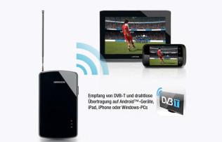 DVB-T-Empfänger: Medion Life P79049 (MD 83916) ©Aldi Nord