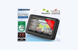 Navigationsgerät: Medion GoPal E4470 ©Aldi Süd