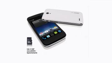 Smartphone: Medion Life X4701 (MD 98272), erhältlich bei Aldi-Nord ©Aldi Nord