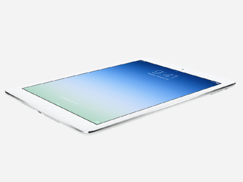 iPad Air © Apple