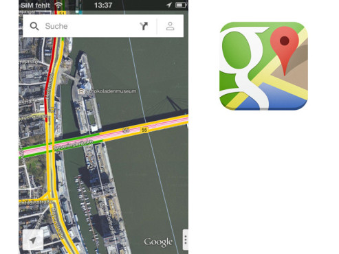 Google Maps © Google Inc