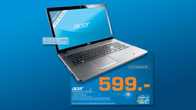 Acer Aspire E1-771G-53236G50MNII ©Saturn