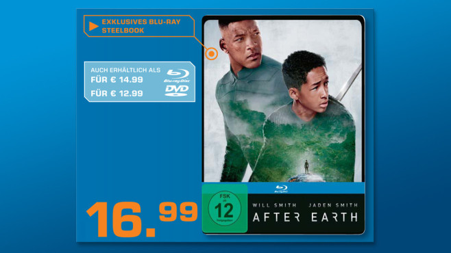 After Earth © Saturn