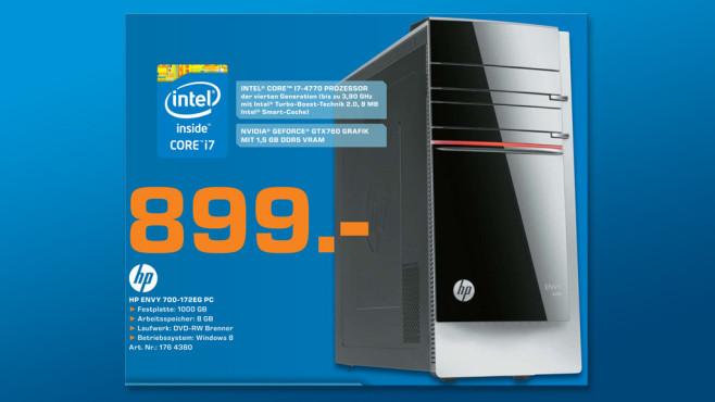 HP Envy 700-172EG ©Saturn