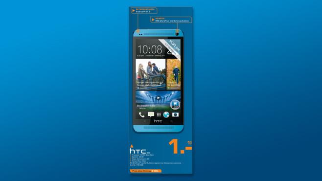 HTC One ©Saturn