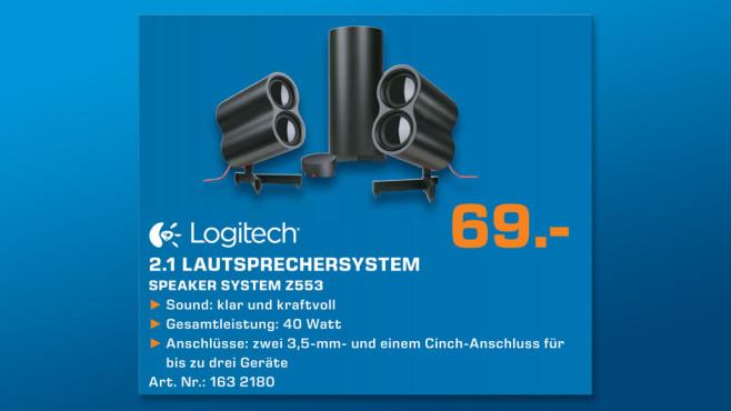 Logitech Z553 ©Saturn