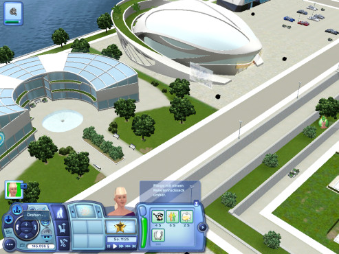 Sims 3 Into the Future © Electronic Arts