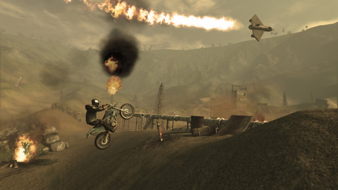 Screenshot Trials Evolution Gold Edition © Ubisoft