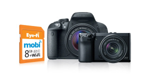 Eye-Fi Mobi - Fotos kabellos übertragen ©Eye-Fi