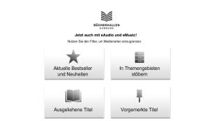 Screenshot Onleihe-App ©COMPUTER BILD