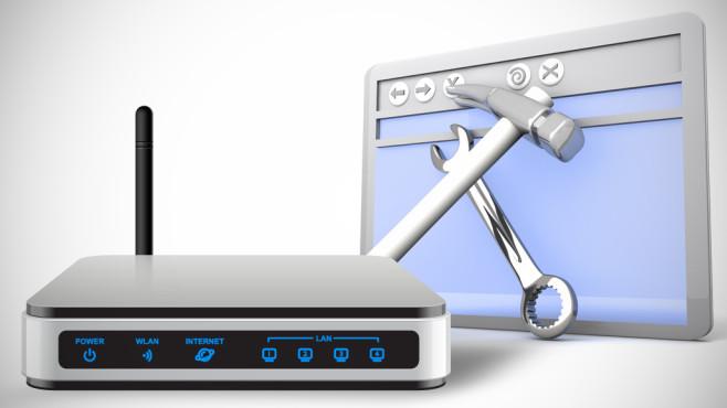 AVM, D-Link & Co.: So gelangen Sie zu den Router-Einstellungen Moderne Router bringen ein Einstellungsmenü mit, über das Sie mehr aus Ihrem Internetanschluss herausholen. Lesen Sie hier, wie Sie die Web-Oberfläche Ihres Routers aufrufen. ©final09 – Fotolia.com, Spectral Design – Fotolia.com