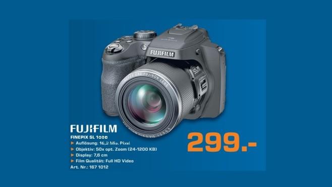 Fujifilm FinePix SL1000 ©Saturn