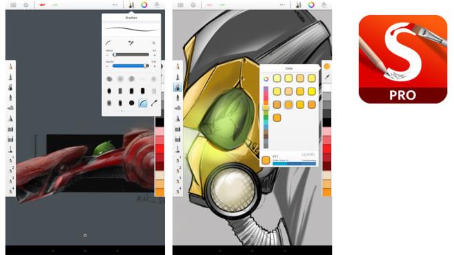 Sketchbook Pro ©Autodesk Inc.