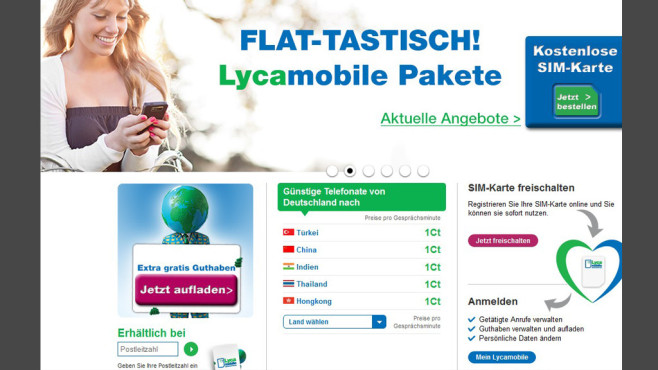 Lycamobile ©Lycamobile