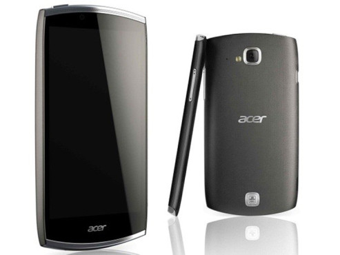 Acer Cloud Mobile S500 © Pocket-lint
