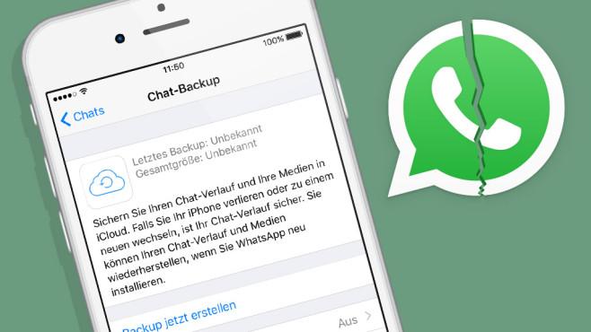 WhatsApp: iCloud-Verschlüsselung ©WhatsApp