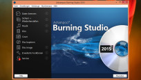 Platz 7: Ashampoo Burning Studio 2015 � Kostenlose Vollversion © COMPUTER BILD