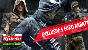 Gamesload: Top-PC-Spiel mit Rabatt 5 Euro günstiger ©Gamesload, Activision Blizzard, Ubisoft, EA