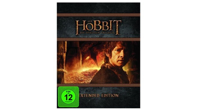 Hobbit Gesamtbox-Cover © Amazon