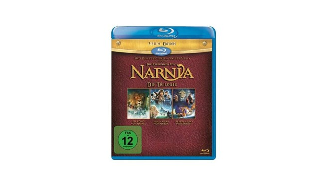 Narnia-Gesamtbox-Cover © Amazon
