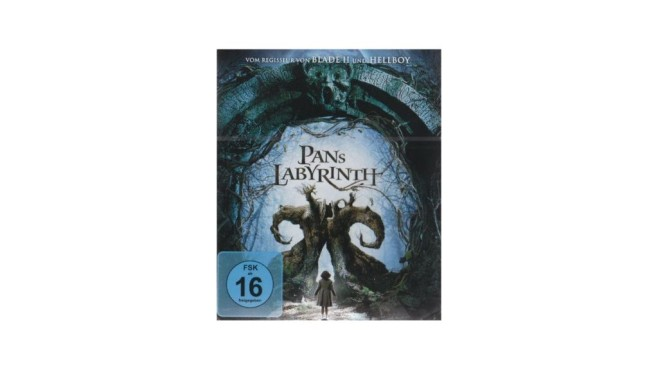 Pans Labyrinth-Cover © Amazon