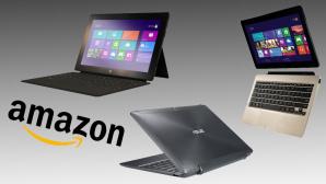 Die beliebtesten Tablets mit Tastatur bei Amazon ©Amazon