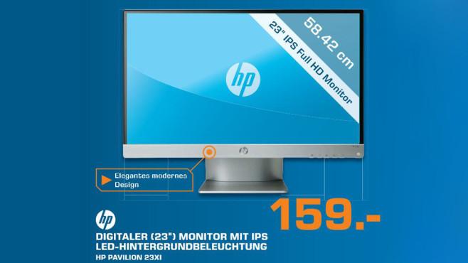 Hewlett-Packard HP Pavilion 23xi ©Saturn