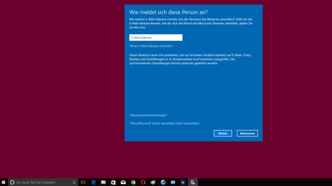 Windows 10 ©COMPUTER BILD