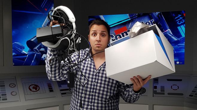 PlayStation VR ©COMPUTER BILD