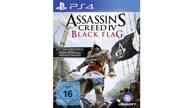 Assassin's Creed 4 – Black Flag (Bonus Edition) © Amazon