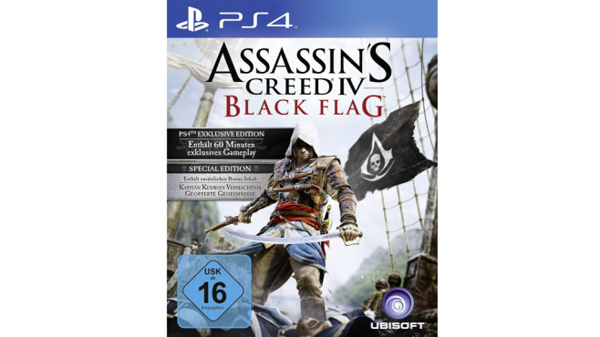 Assassin's Creed 4 – Black Flag (Special Edition) © Amazon