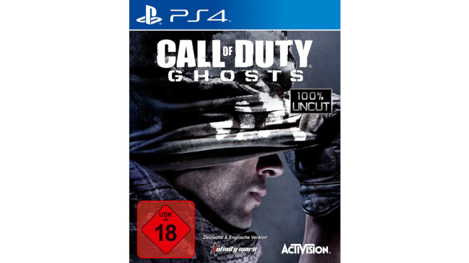 Call of Duty – Ghosts © Amazon