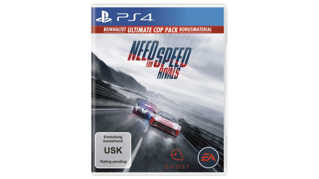 Need for Speed – Rivals (Limited mit Steelbook) © Amazon