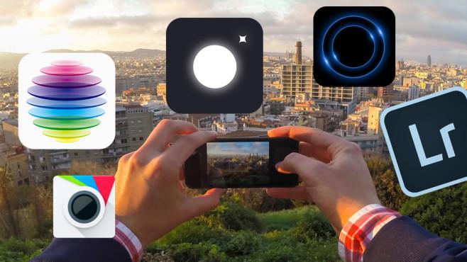 Foto-Apps ©Gettyimages/Artur Debat, Adobe, Wanman Inc, BrainFeverMedia, Aviary, Vintage Noir