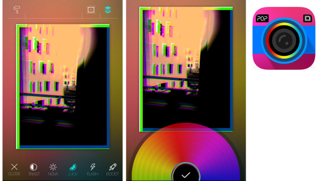Popkick – Colorful Camera © Pixabi LLC