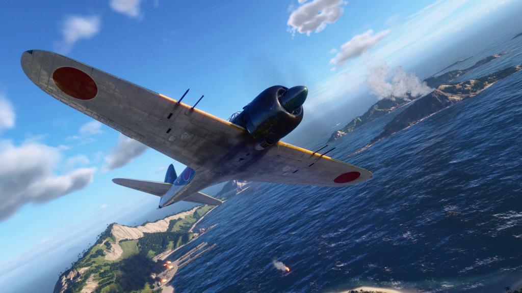 World of warplanes mit gamepad spielen