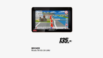 Becker Ready 50 EU20 LMU © Media Markt
