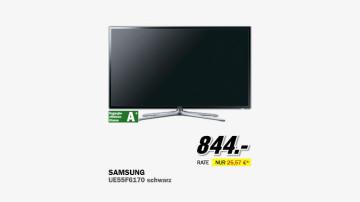 Samsung UE55F6170 ©Media Markt