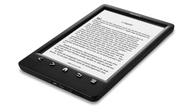 eBook-Reader Sony PRS-T3S © Tchibo