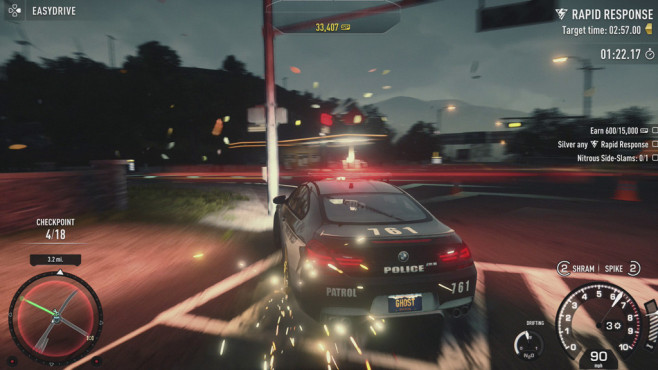 Need for Speed � Rivals im Praxis-Test © COMPUTER BILD SPIELE
