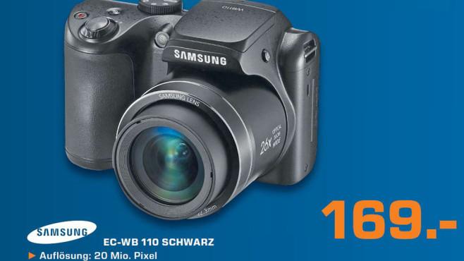 Samsung EC-WB 110 ©Saturn