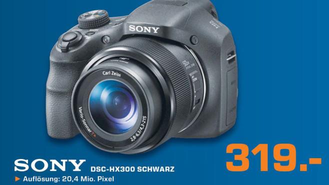 Sony DSC-HX300 ©Saturn