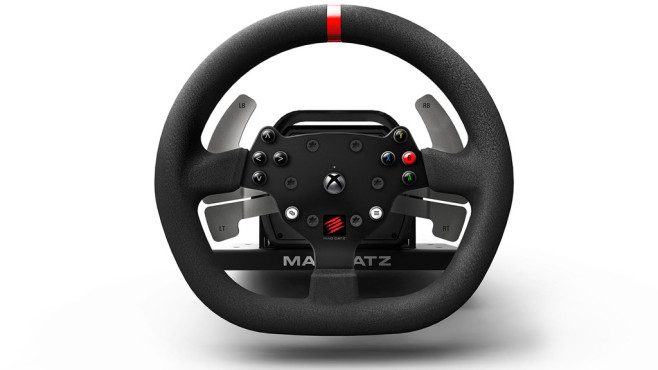 Mad Catz Force Feedback Racing Wheel for Xbox One © Mad Catz