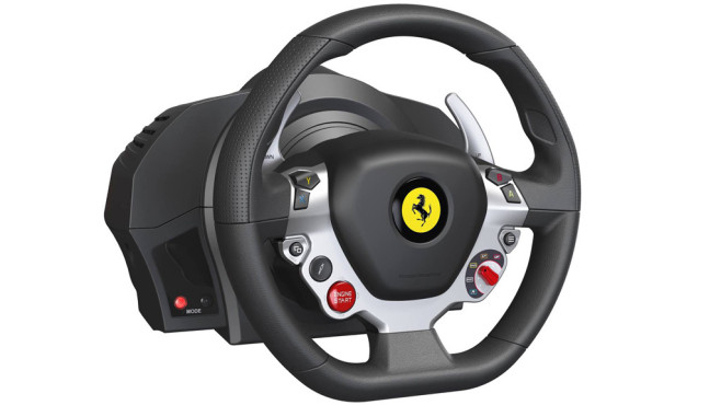 Thrustmaster TX Racing Wheel Ferrari 458 Italia Edition © Thrustmaster