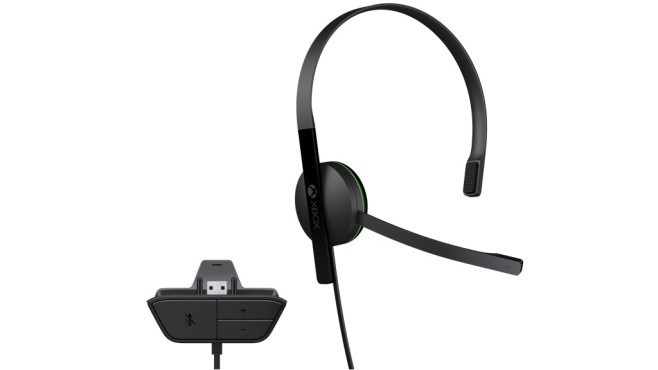 Xbox One Chat Headset © Microsoft