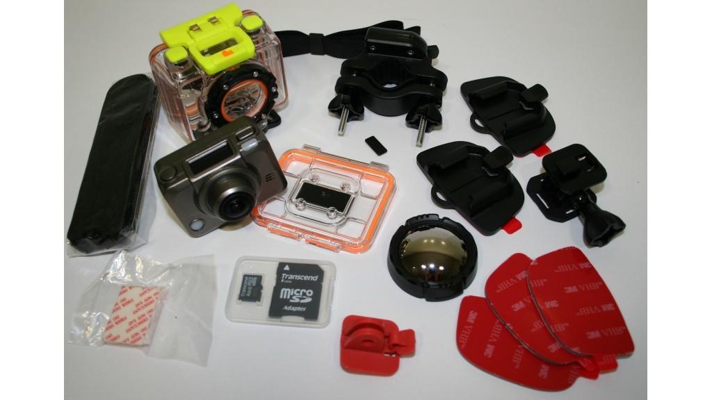 silvercrest scaa test des lidl action camcorders. Black Bedroom Furniture Sets. Home Design Ideas