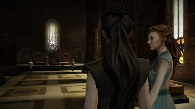 Game of Thrones: Charaktere © Telltale Games